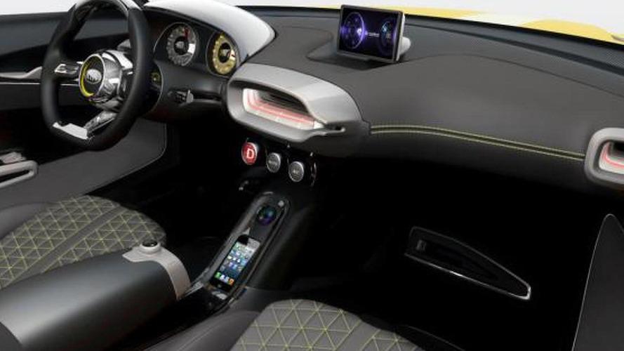 Kia reveals CUB compact four-door coupe concept at Seoul Motor Show