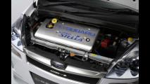 Subaru Stella Plug-in Electic Vehicle