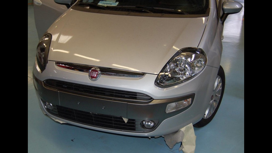 Fiat Grande Punto restyling