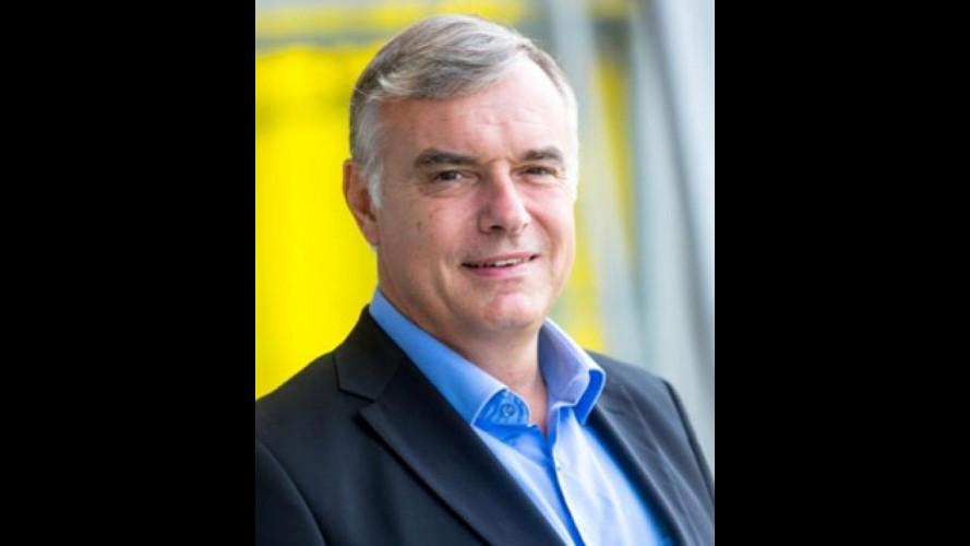 Il nuovo Direttore Generale di Renault Italia è Bernard Chrétien