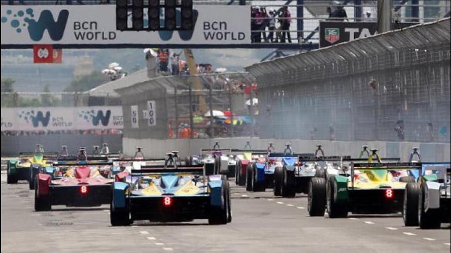 Motor Show 2014, la Formula E è protagonista