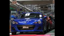 Subaru BRZ Twin-Turbo Convertible AWD Diesel Hybrid