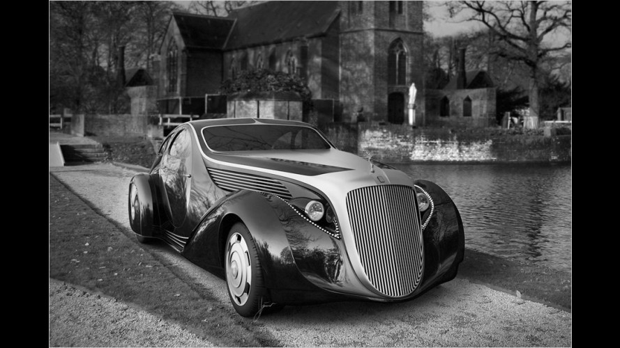 Neuinterpretation eines der schönsten Rolls-Royce