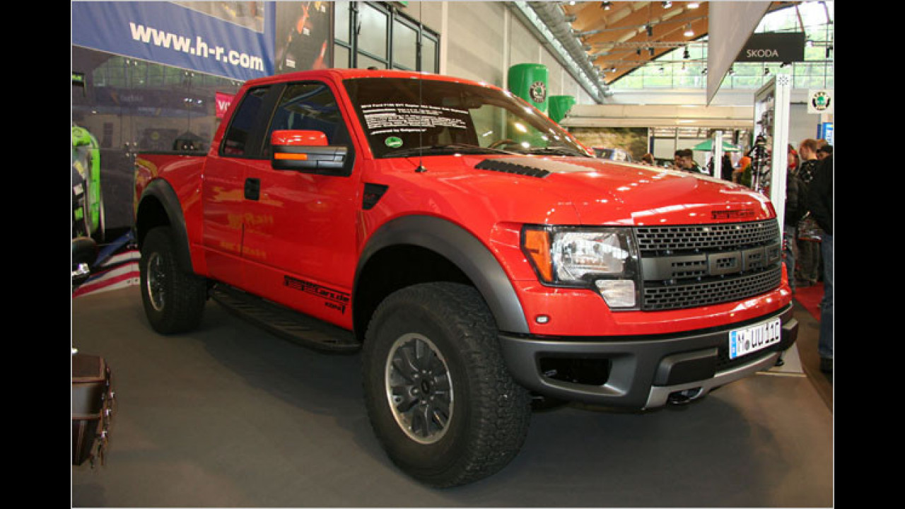 H&R Ford F150 Raptor
