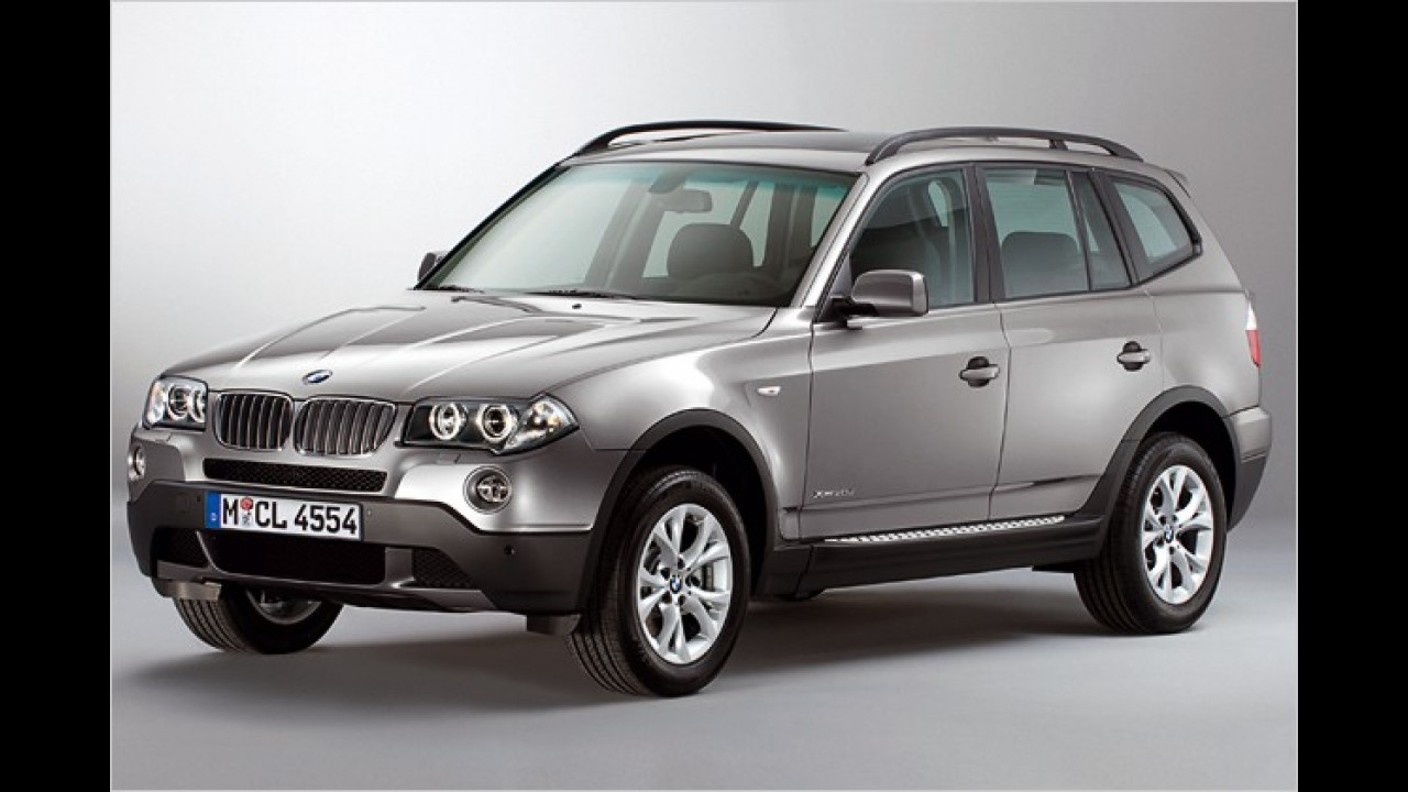 BMW X3 Edition Lifestyle