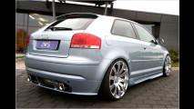 JMS-Tuning für Audi A3