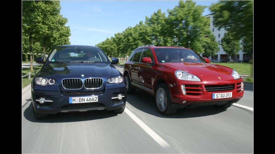 Dicke Diesel-SUVs im Vergleich: Keine Konsens-Karren