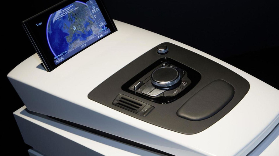 Audi introduces a new MMI system at CES, says 2015 TT will have a virtual cockpit