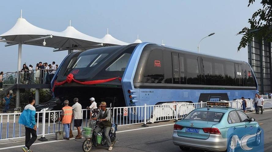 Le bus du futur chinois : l'arnaque du siècle ?