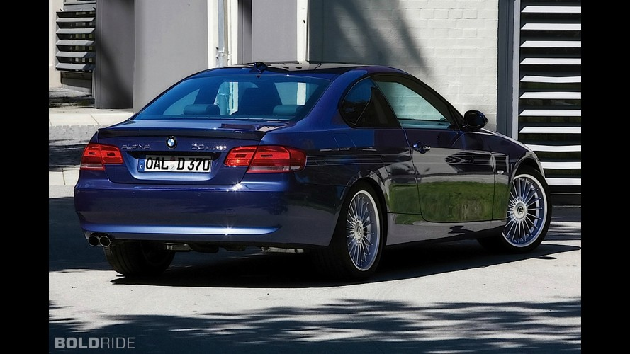 Alpina BMW D3 Bi-Turbo