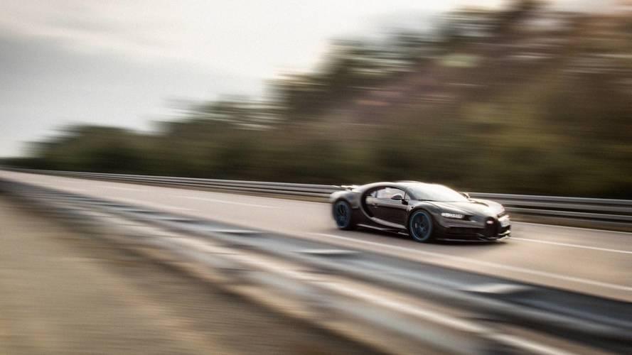 Mr Stephan Winkelmann & la Bugatti Chiron