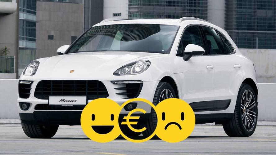 Promozione Porsche Macan, perché conviene e perché no