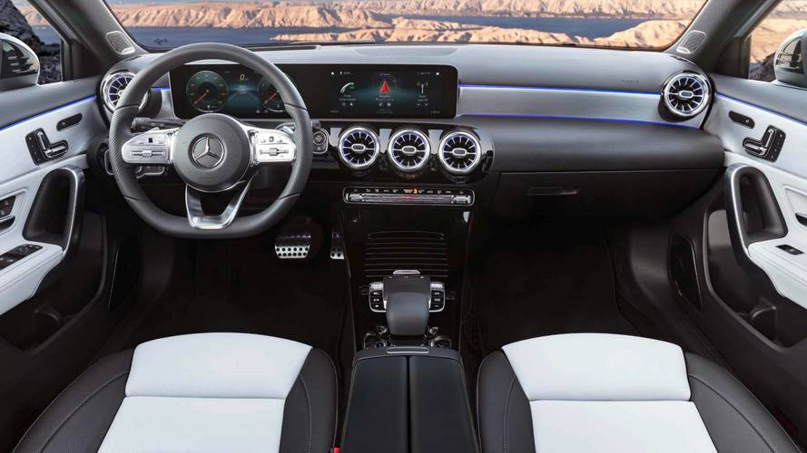 2018 Mercedes-Benz A-Serisi Hatchback