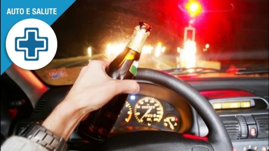 Alcol alla guida, in Italia è la prima causa di morte per i giovani