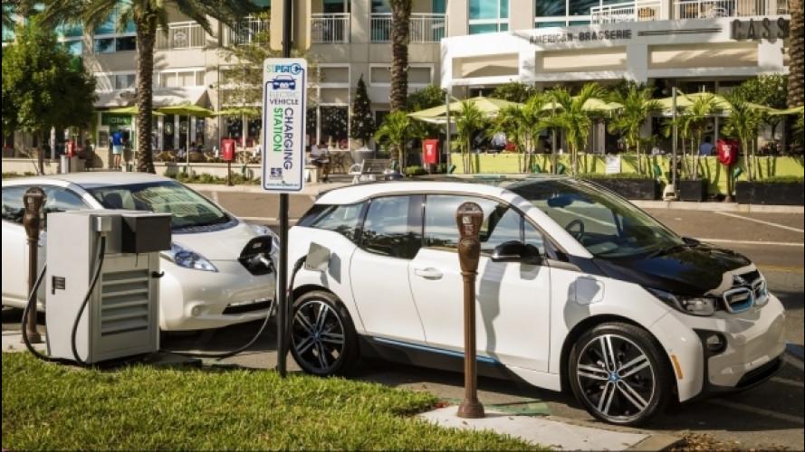 BMW e Nissan (ancora) insieme per la ricarica rapida negli USA