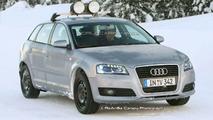 Audi A3 Facelift Rendering