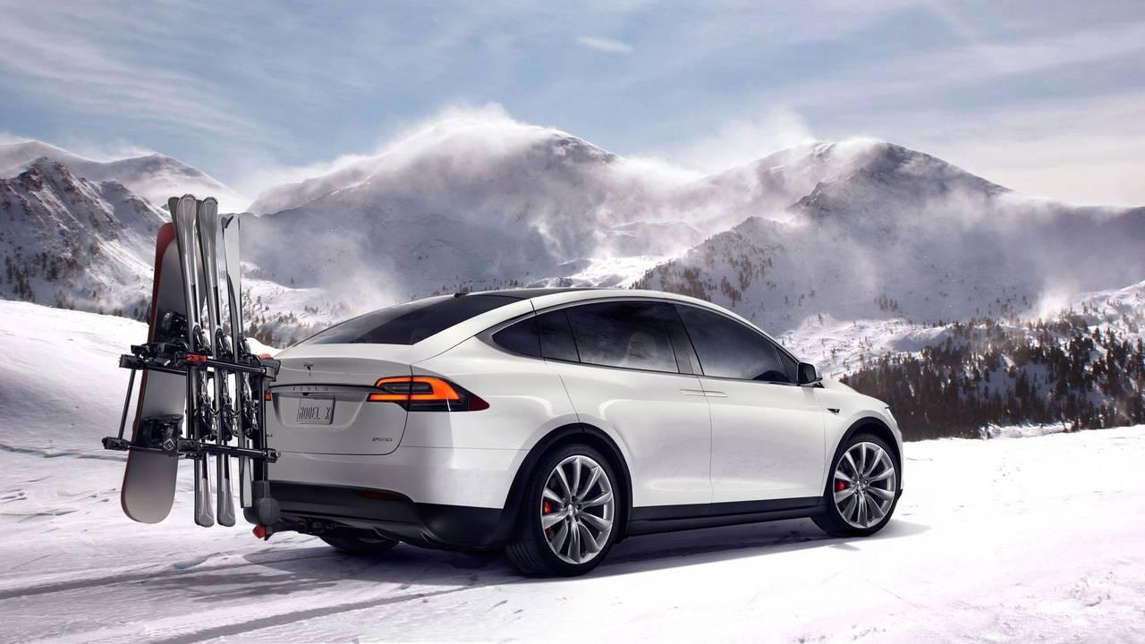 3. Tesla Model X