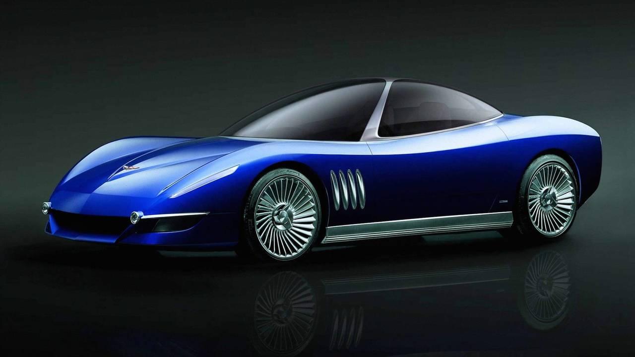 2003 Chevrolet Corvette Moray Konsepti