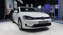 Volkswagen e-Golf restyling al Salone di Los Angeles 003
