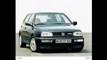 Volkswagen Golf, le foto storiche 012