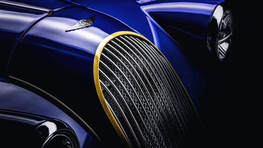 Morgan Plus 8 50th Anniversary Edition teaser
