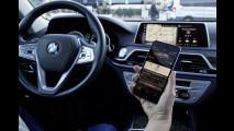 BMW al Mobile Word Congress 2017