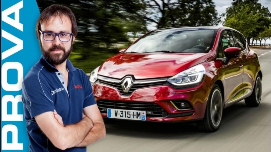 Renault Clio restyling, l'evoluzione di un successo [VIDEO]