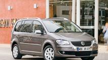 New VW Touran