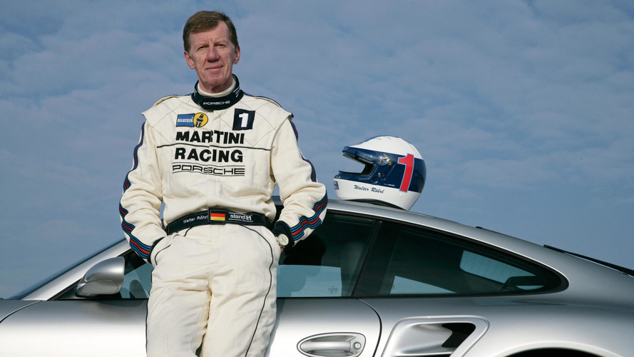 Rally Legend Gives Nordschleife Masterclass