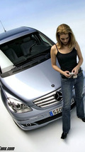 Mercedes-Benz B-Class Apple iPod integration