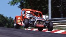Caterham R400 - Nurburgring 2002