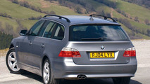 UK Specification BMW 5 Series Touring