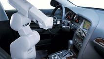 Audi electronics quality control on reference vehicle