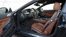BMW 640d xDrive Coupe interior