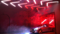 Mercedes reinvents the drive-thru for the London Avant/Garde Diaries
