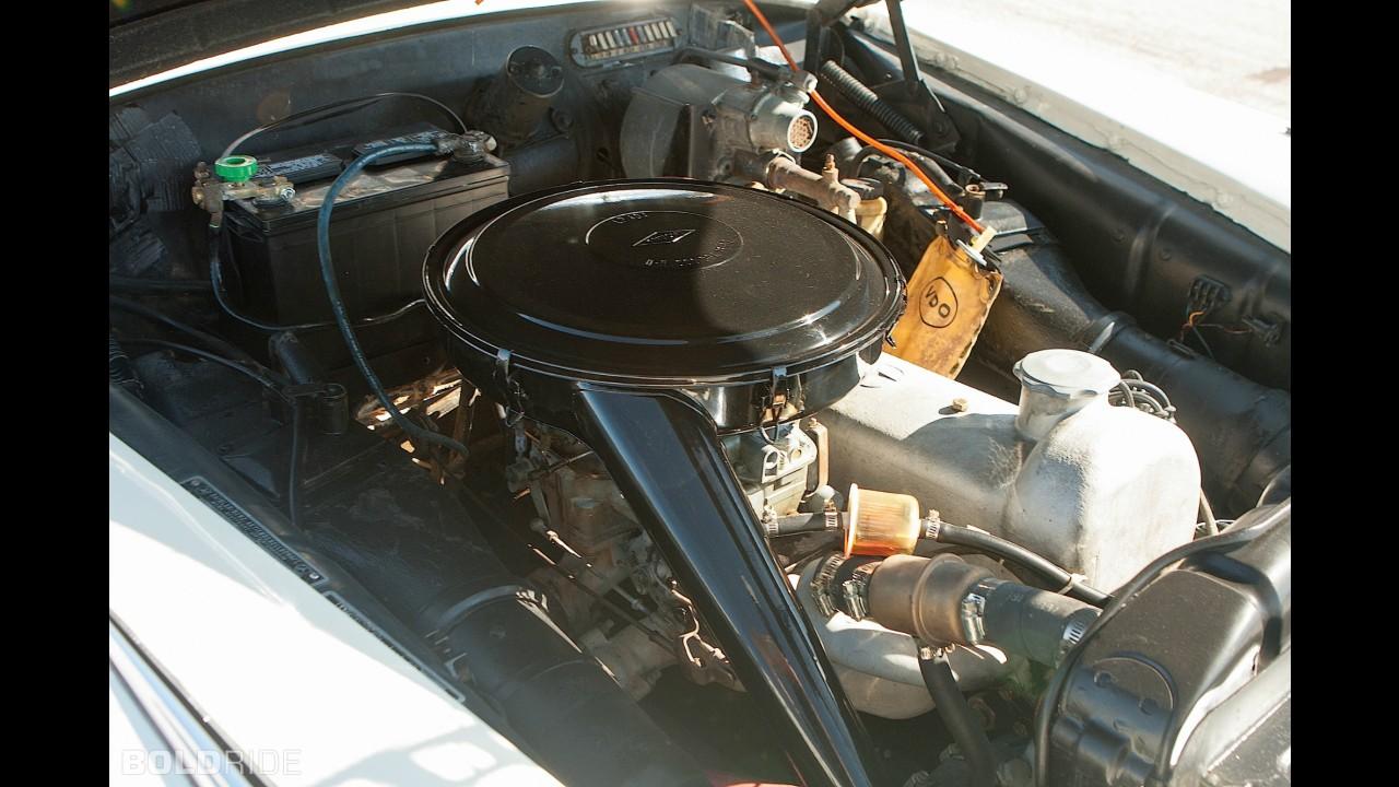Mercedes-Benz 220S Convertible