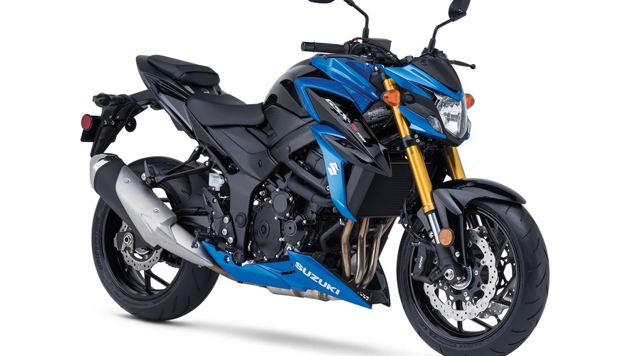 Introducing the new Suzuki GSX-S750