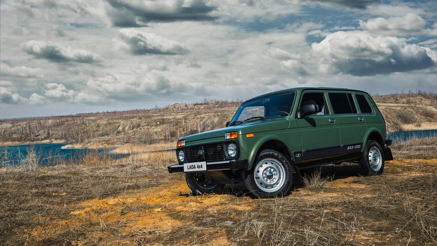 Fin de l'aventure pour Lada en France