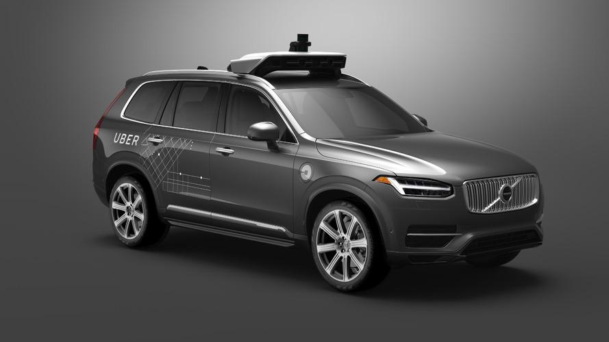 Volvo to build autonomous cars for Uber