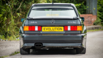 1990 model Mercedes-Benz 190 E 2.5-16 Evolution II
