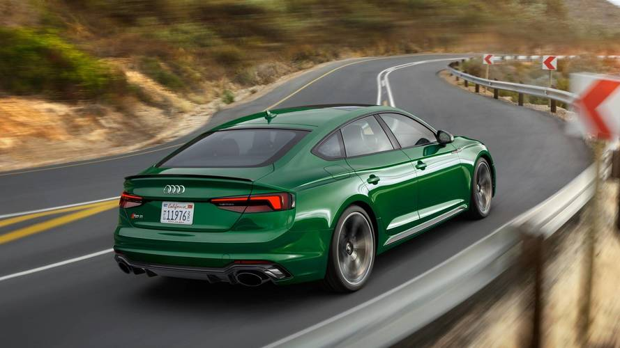 Audi RS5 Sportback revealed - Audi's impressive GT just got more practical