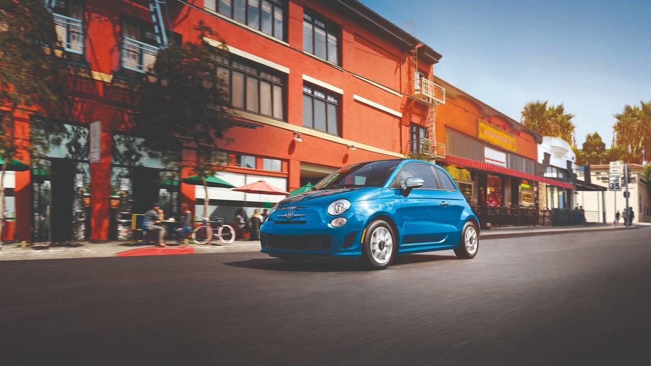 7. Fiat 500