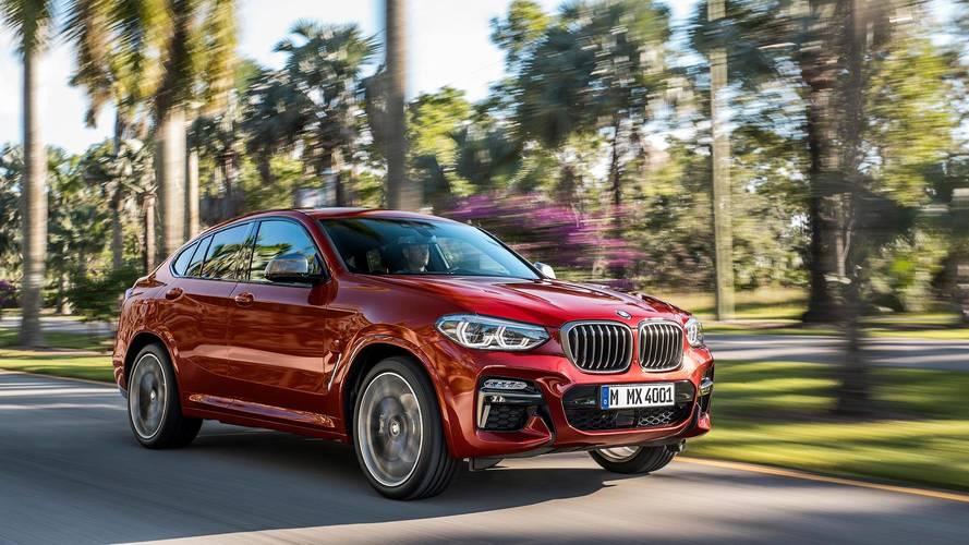 Elődjénél filigránabb és sportosabb lett az új BMW X4