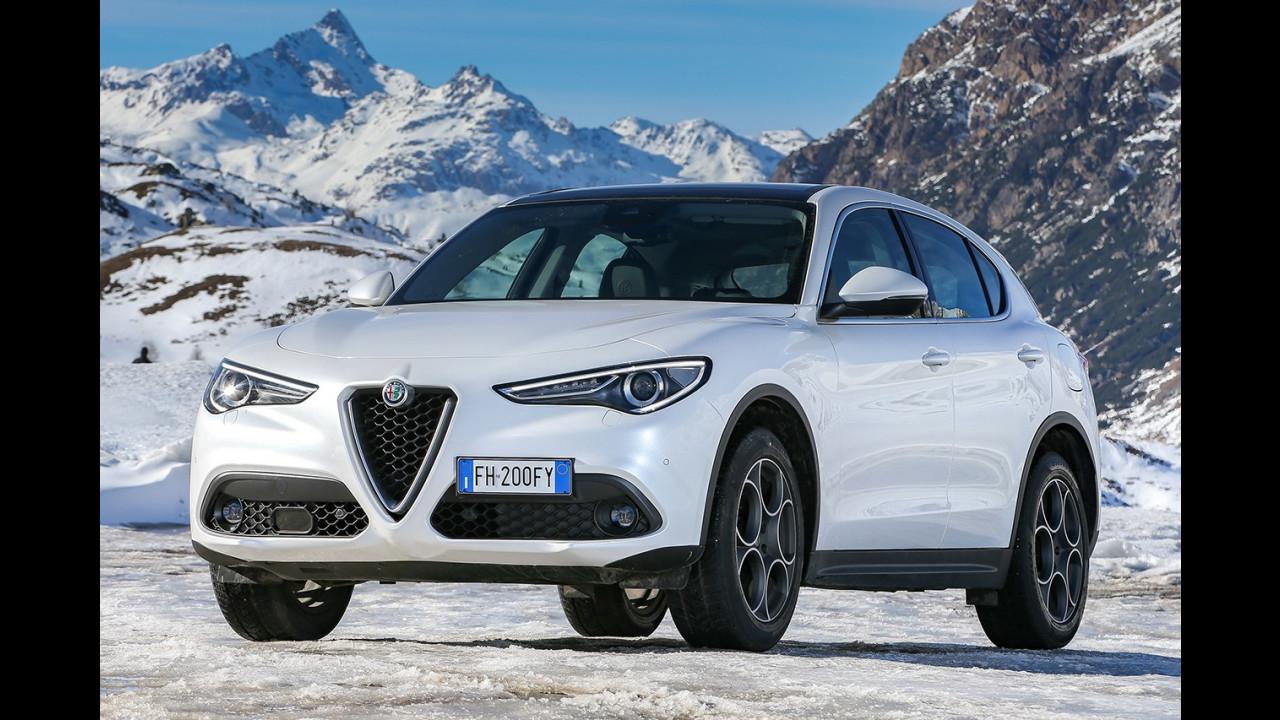 Alfa Romeo 2.2 Diesel e le concorrenti