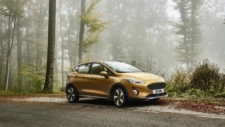 Prices announced for new Fiesta Active