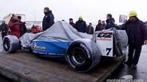 Benetton B201 F1 (2001)