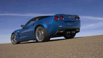 Corvette ZR1 - non-police edition