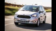 Segredo: Ford já testa novo Ka equipado com câmbio PowerShift