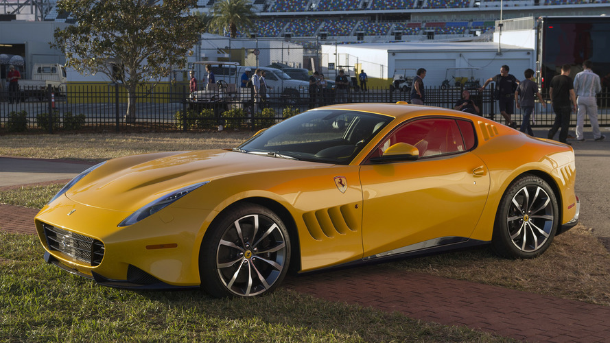 Ferrari SP275 RW, le dernier projet unique de Ferrari