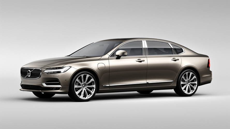 Volvo S90 Excellence wants to be the most luxurious China-built car ever